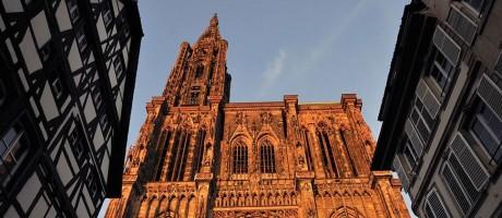 Vue sur la Cathédrale